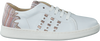Witte CLIC! Sneakers 9108  - small