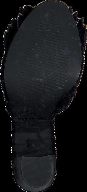 Zwarte TORAL Muiltjes TL10821  - large