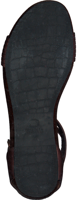 Bruine FRED DE LA BRETONIERE Sandalen 170010033  - large