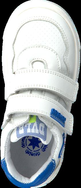 Witte DEVELAB Lage sneakers 41313  - large