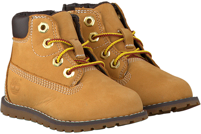 Camel TIMBERLAND Enkelboots POKEY PINE 6IN BOOT  - large