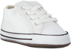 Witte CONVERSE Babyschoenen CRIBSTER CANVAS COLOR  - small