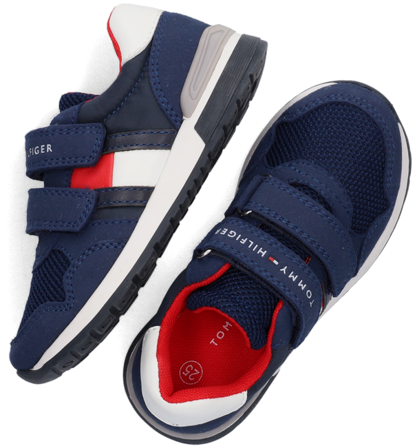Blauwe TOMMY HILFIGER Sneakers 30481  - large