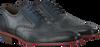 Grijze FLORIS VAN BOMMEL Nette schoenen 19062  - small