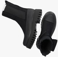 Zwarte BRONX Chelsea boots GROOV-Y 47348  - medium