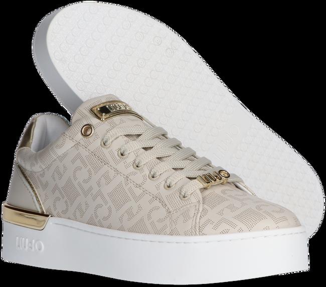Beige LIU JO Lage sneakers SILVIA 32 - large