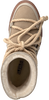 Beige INUIKII Enkelboots CLASSIC - small