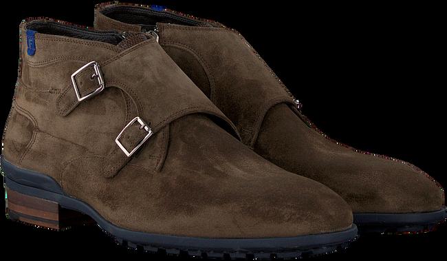 Taupe FLORIS VAN BOMMEL Nette schoenen 16030  - large