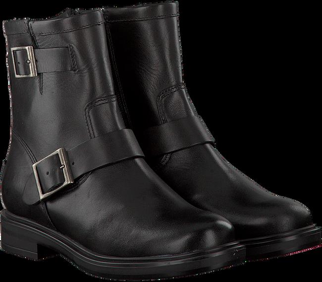 Zwarte MCGREGOR Biker boots ZINA  - large