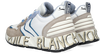 Grijze VOILE BLANCHE Lage sneakers CLUB 12  - small