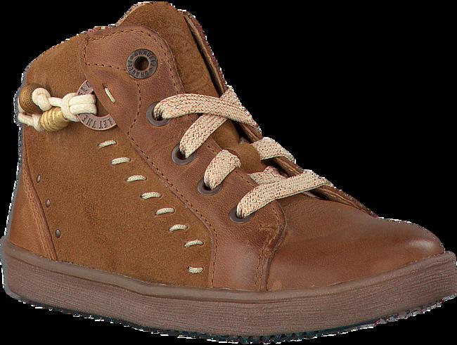 Cognac BRAQEEZ Sneakers 417506  - large