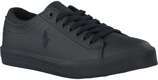 Zwarte POLO RALPH LAUREN Sneakers HARRISON  - large