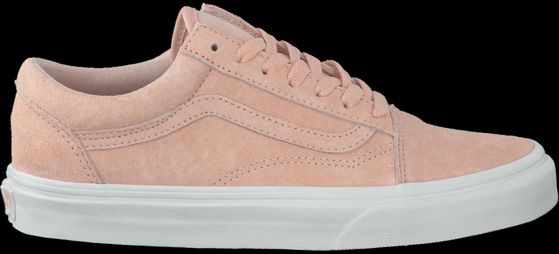 vans old skool dames pink