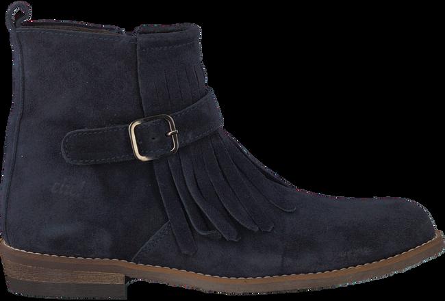 Blauwe CLIC! Lange laarzen CL9002  - large