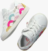 Witte JOCHIE & FREAKS Lage sneakers JF-21102  - medium