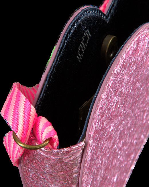 Roze LE BIG Schoudertas SANDRA BAG  - large