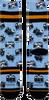 Blauwe XPOOOS Sokken CAMERAS  - small