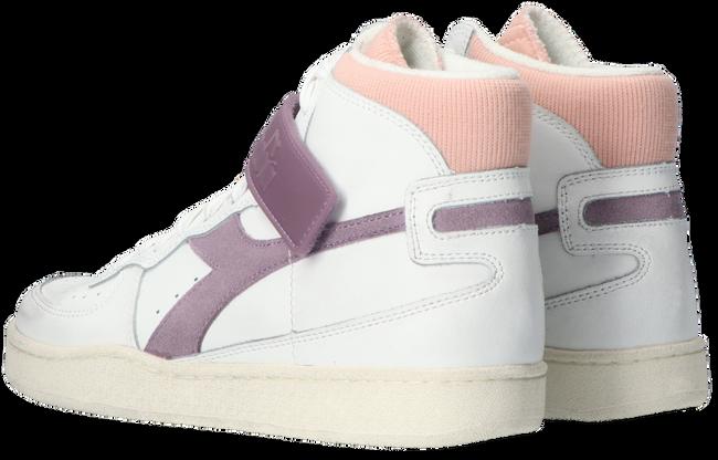 Witte DIADORA Hoge sneaker MI BASKET MID ICONA WN  - large