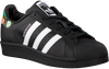 Zwarte ADIDAS Sneakers SUPERSTAR J  - small