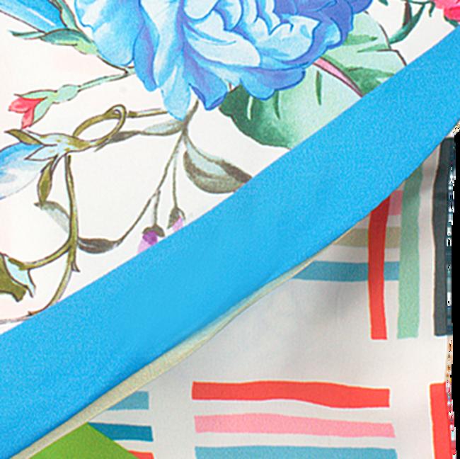Witte ROMANO SHAWLS AMSTERDAM Sjaal TUBILAIR FLOWER  - large