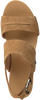 Cognac UGG Sandalen ELENA II - small