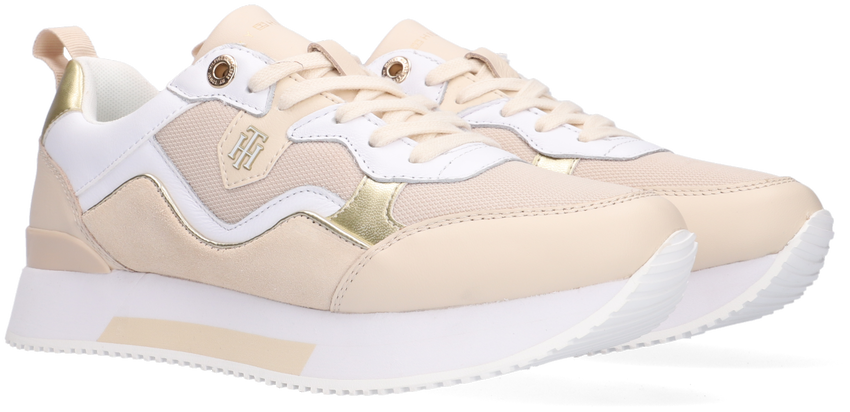 Witte TOMMY HILFIGER Lage sneakers ACTIVE CITY  - larger