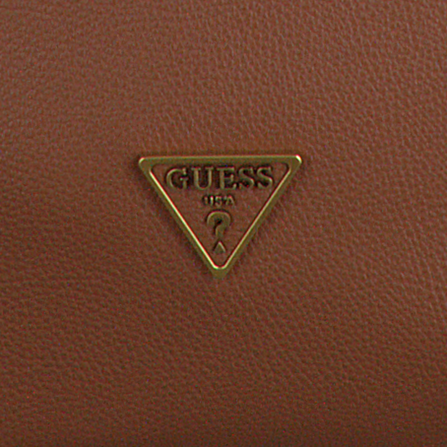 Cognac GUESS Handtas DESTINY HOBO  - large