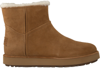 Camel UGG Vachtlaarzen CLASSIC MINI BLVD - medium