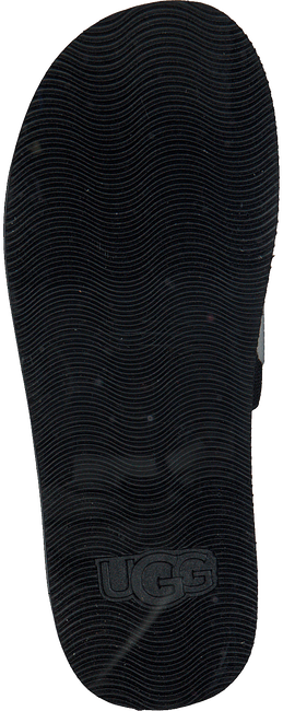 Zwarte UGG Slippers ZUMA GRAPHIC  - large