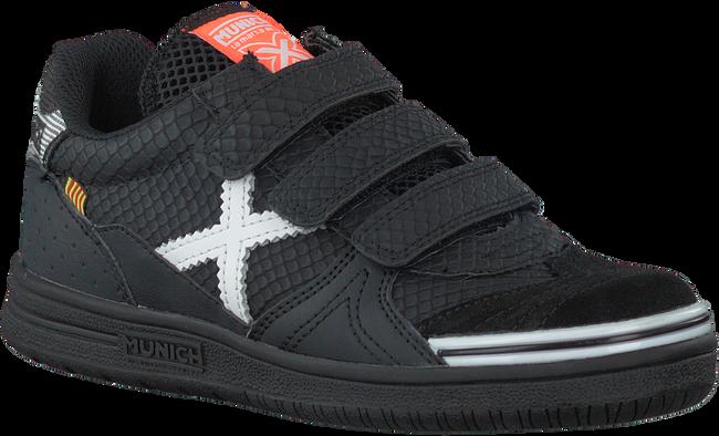 Zwarte MUNICH Sneakers G3 KID VELCRO - large