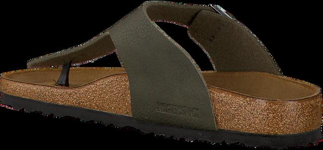 Groene BIRKENSTOCK PAPILLIO Slippers RAMSES  - large