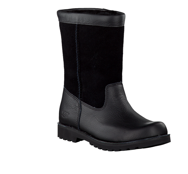 Zwarte UGG Lange laarzen RIVERTON  - large