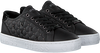 Zwarte GUESS Lage sneakers GLADISS  - small