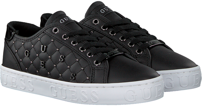 Zwarte GUESS Lage sneakers GLADISS  - large