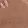 Roségouden TED BAKER Handtas CLEOCON - small