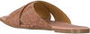 Roségouden DUNE LONDON Slippers NEVADAA - small