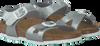 Zilveren BIRKENSTOCK PAPILLIO Sandalen RIO KIDS  - small