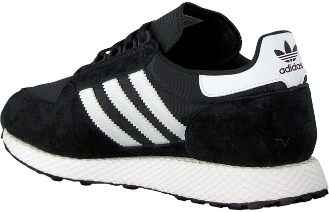 Zwarte ADIDAS Sneakers FOREST GROVE - large