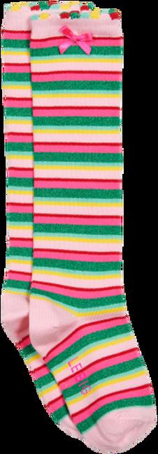 Roze LE BIG Sokken SELMA KNEE HIGH  - large