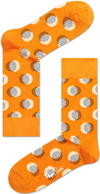 Oranje HAPPY SOCKS Sokken OF01 - large