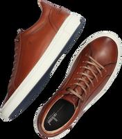 Cognac VAN BOMMEL Lage sneakers 13380  - medium