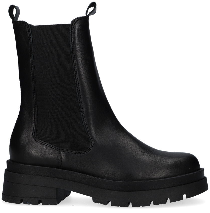 Zwarte OMODA Chelsea boots CHELSEA ALTO  - larger
