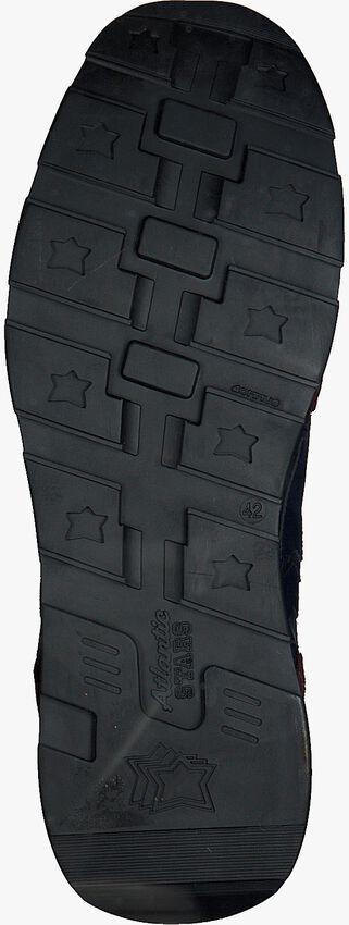 Rode ATLANTIC STARS Sneakers ANTARIS - larger