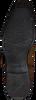Cognac MAZZELTOV Nette schoenen 3827  - small