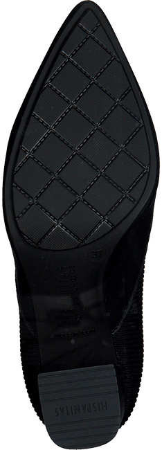 Zwarte HISPANITAS Enkellaarsjes HI87592 - large