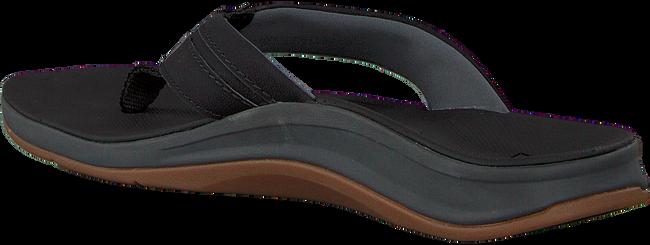 Zwarte REEF Slippers ORTHO BOUNCE COAST MEN  - large