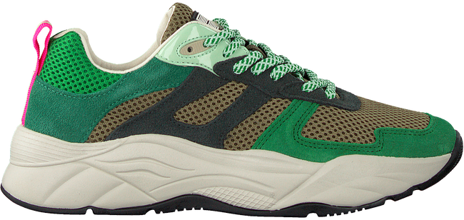 Groene SCOTCH & SODA Lage sneakers CELEST  - large
