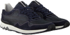 Blauwe FLORIS VAN BOMMEL Sneakers 16238  - small