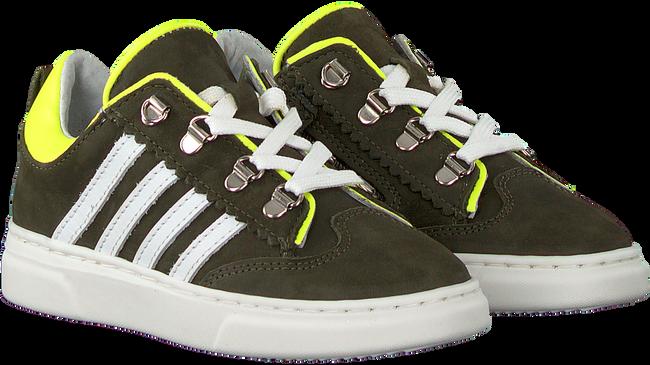 Groene PINOCCHIO Lage sneakers P1327  - large