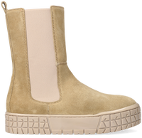 Beige HIP Chelsea boots H2368  - medium